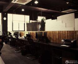 福州辦公室隔斷式辦公桌裝修圖片大全