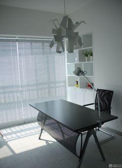 小型辦公室簡約室內裝潢裝修效果圖