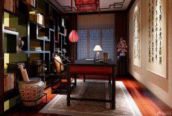 50平米兩室一廳書房裝飾裝修圖