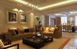 50平米兩室一廳客廳裝飾畫裝修圖
