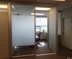 公司專業辦公室隔斷設計圖片