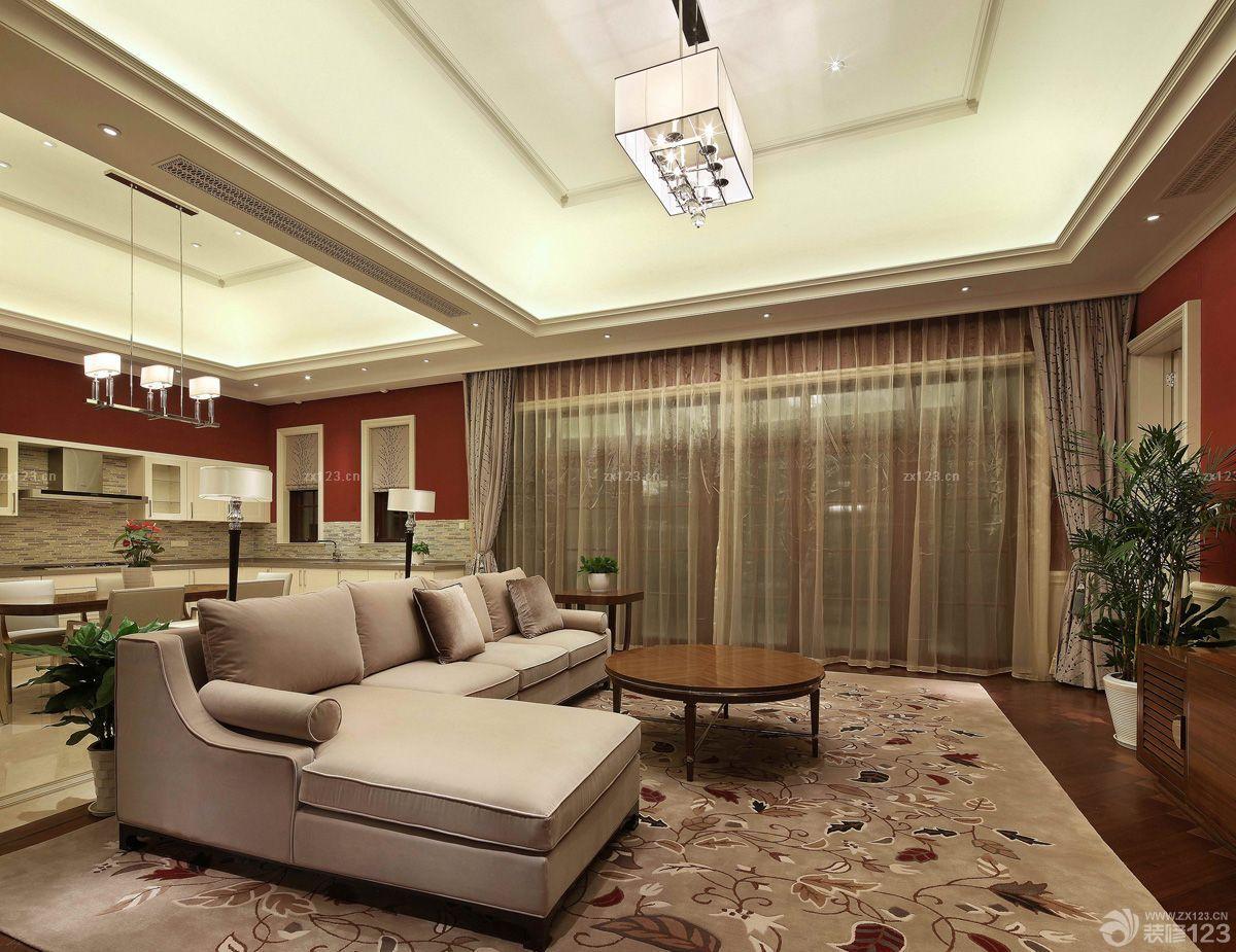 房子家庭酒吧吧台装修设计效果图片大全120平方