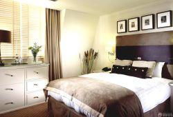 90平兩室兩廳臥室地毯設計圖