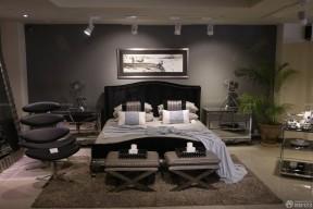 90平兩室兩廳設計圖 個性臥室設計
