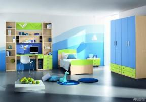 90平兩室兩廳設計圖 兒童臥室設計圖