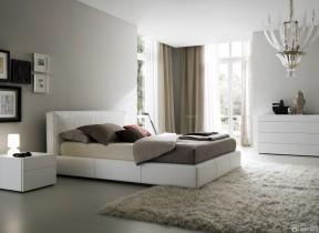 90平兩室兩廳設計圖 簡約臥室設計