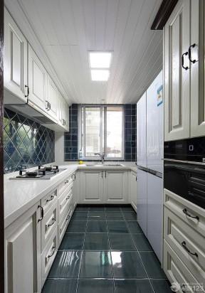 现代美式装修效果图 厨房设计图片