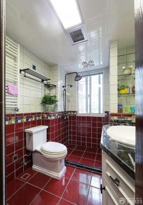現代美式裝修效果圖 衛生間裝修圖片大全