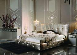 130平米的房子臥室墻面裝飾裝修圖片