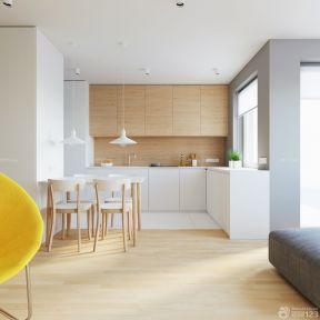 交換空間80平米小戶型 簡約家裝風格