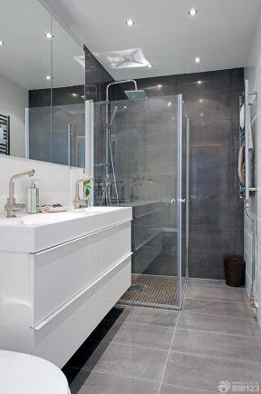 交換空間80平米小戶型 衛生間設計