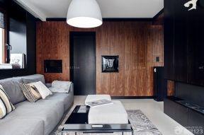 交換空間80平米小戶型 家裝現代風格