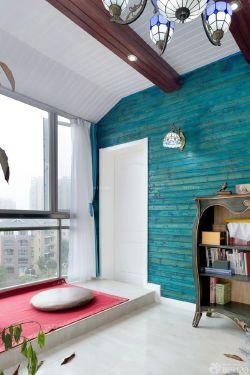 100平方房子墙面设计装修效果图片