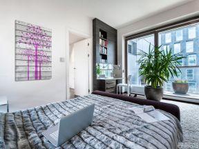 50平方一室一廳小戶型裝修圖 主臥室設計