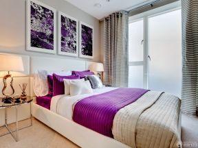 50平方一室一廳小戶型裝修圖 臥室裝飾畫