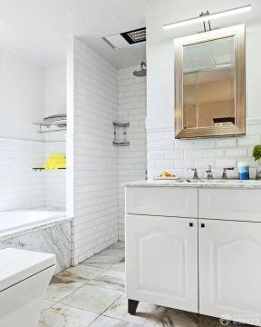 60平方兩室一廳裝修效果圖 衛生間浴室裝修圖