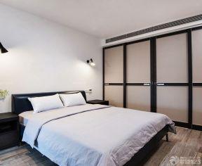 60平方兩室一廳裝修效果圖 壁柜門