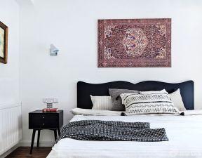 60平方兩室一廳裝修效果圖 簡約臥室裝修效果圖