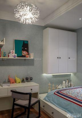 60平方兩室一廳裝修效果圖 柜子