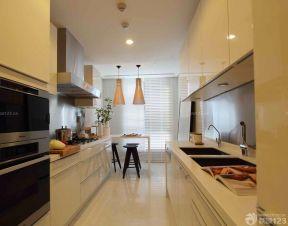 60平方兩室一廳裝修效果圖 廚房櫥柜效果圖
