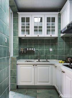 70平米两室一厅家居小厨房装修装饰效果图