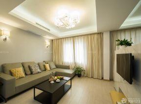 60平方兩室一廳客廳裝修效果圖 客廳簡單裝修