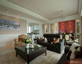 60平方兩室一廳客廳裝修效果圖 地毯裝修效果圖片