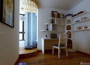 150平米房子装修效果图 简约书房装修效果图