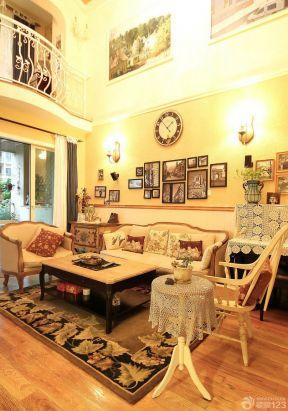 150平米房子装修效果图 美式家装风格