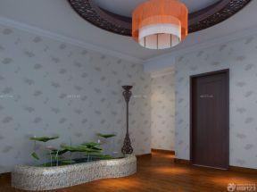 150平米房子装修效果图 中式简约装修风格
