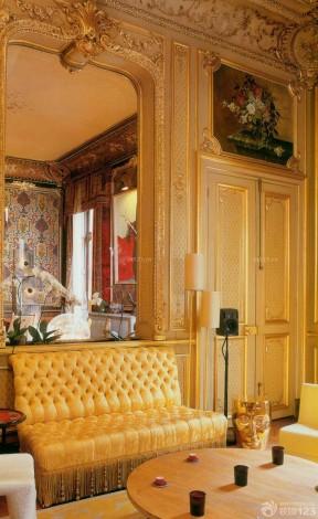 150平米房子装修效果图 古典风格装修
