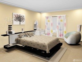 150平米房子装修效果图 现代卧室装修效果图