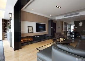 150平米房子装修效果图 电视背景墙设计