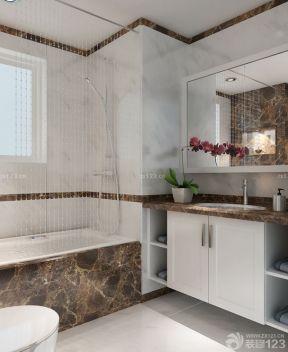一室一廳50平方小戶型裝修 衛生間設計