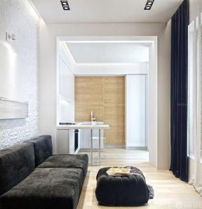 一室一廳50平方小戶型裝修 簡約小戶型裝修