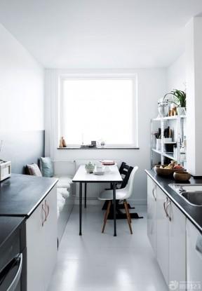 一室一廳50平方小戶型裝修 小戶型廚房餐廳一體