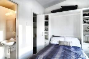 一室一廳50平方小戶型裝修 臥室設計