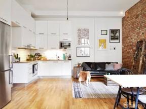 一室一廳50平方小戶型裝修 國外小戶型裝修
