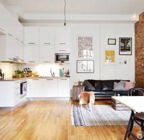 國外一室一廳50平方小戶型裝修-每日推薦