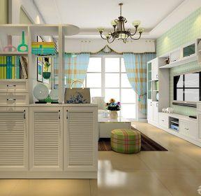 80平方米房子客廳裝修設計圖-每日推薦