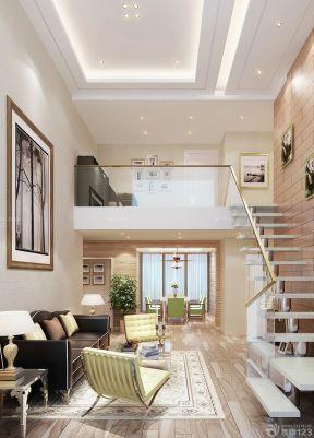 140平方房子装修设计图片大全 复式楼装修设计图