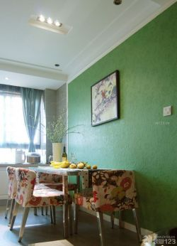 90平兩室兩廳小餐廳設計裝修案例