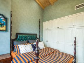 90平米兩室兩廳裝修方案 80后臥室裝修