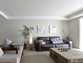 90平米兩室兩廳裝修方案 簡約客廳裝修