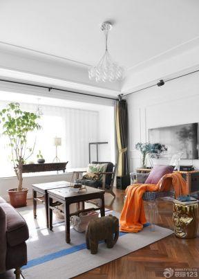 90平米兩室兩廳裝修方案 家庭客廳裝修