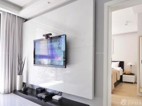 90平兩室兩廳簡約裝修 簡約電視墻