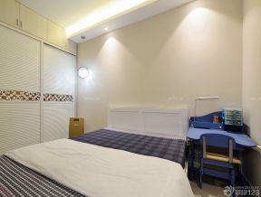 90平兩室兩廳簡約裝修 兒童臥室裝修效果圖