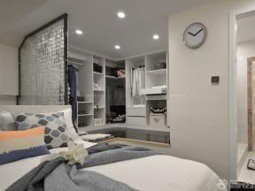 90平兩室兩廳簡約裝修 主臥室裝修效果圖片