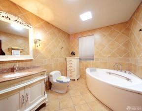 90平米小戶型衛生間裝修圖片 衛生間墻磚裝修效果圖片