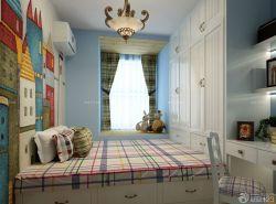 50平一室一廳小戶型臥室裝飾裝修效果圖